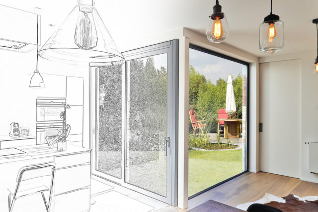 Checklist des points à prévoir pour agrandir une maison